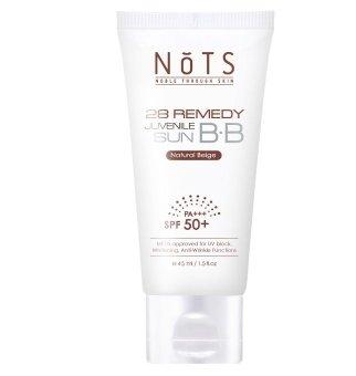 Nots 28 Remedy Juvenile Sun B.B(C:Natural Beige)