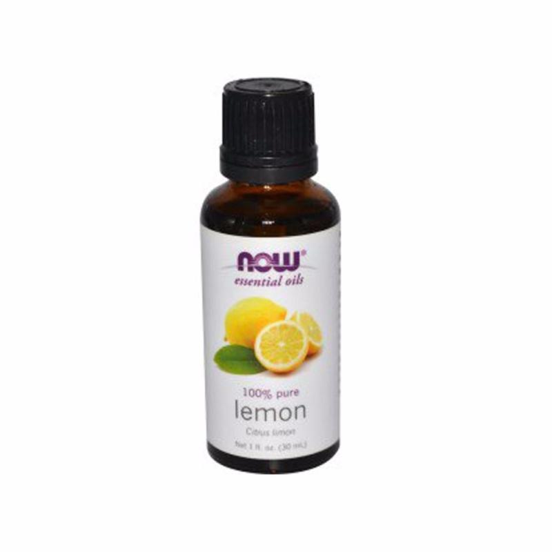 Buy Now Foods Essential Oils, Lemon, 1 fl oz (30 ml) Singapore