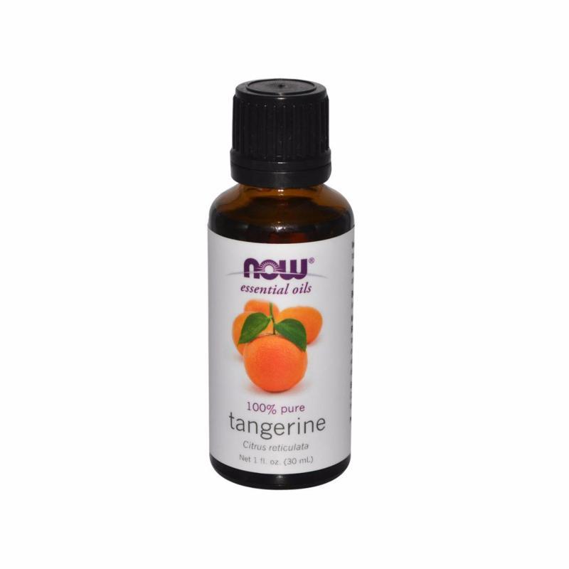 Buy Now Foods Essential Oils, Tangerine, 1 fl oz (30 ml) Singapore