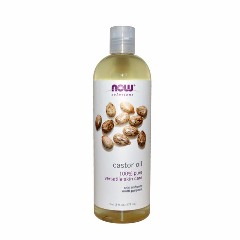 Buy Nowfoods Castor Oil 16Oz (473ml) Singapore