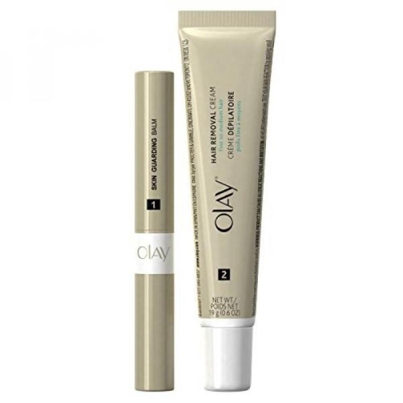 Buy Olay Smooth Finish Facial Hair Removal Duo Fine to Medium Hair 1 Kit - intl Singapore