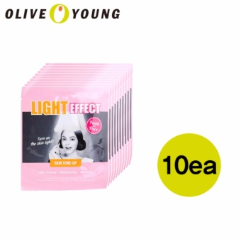 Harga OLIVEYOUNG Faith in Faith Light Effect Hydrogel Mask (10ea) - intl