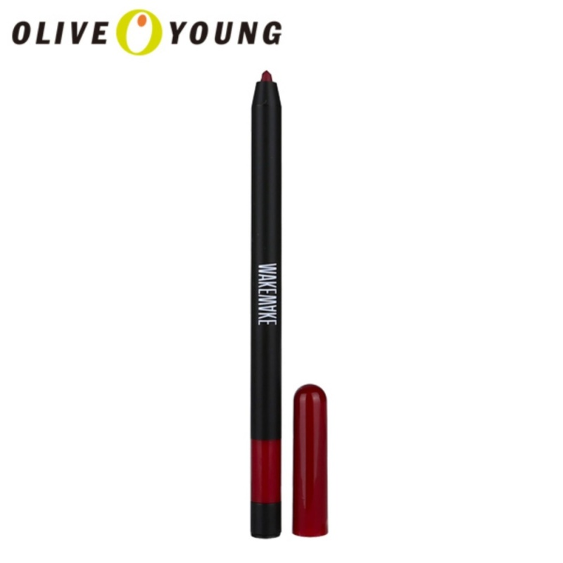 Buy OLIVEYOUNG WAKEMAKE Skinny Lip Crayon 005 Raspberry - intl Singapore