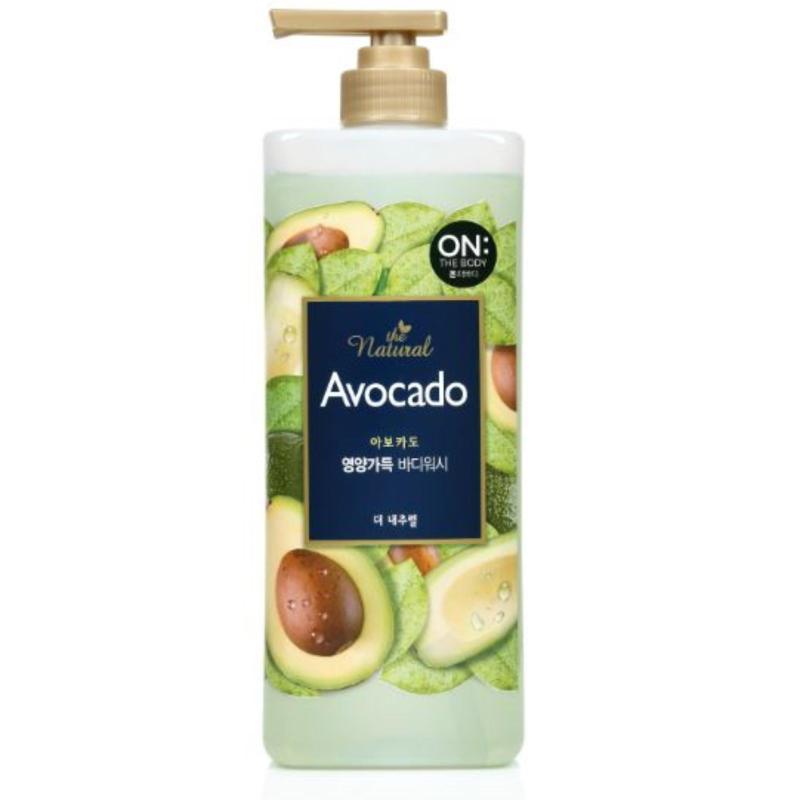 Buy On The Body Avocado Body Wash 500ml Singapore