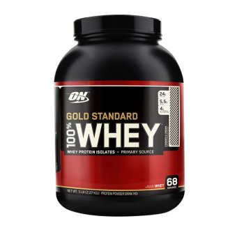 Optimum Nutrition 5lbs Gold Standard Whey Cookies and Cream 5lbs