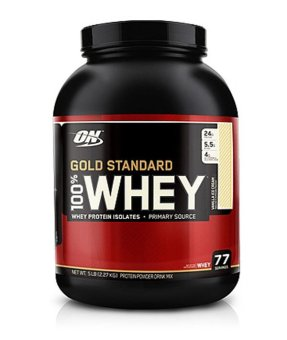 OPTIMUM NUTRITION Gold Standard Whey Cake Batter 5 lbs