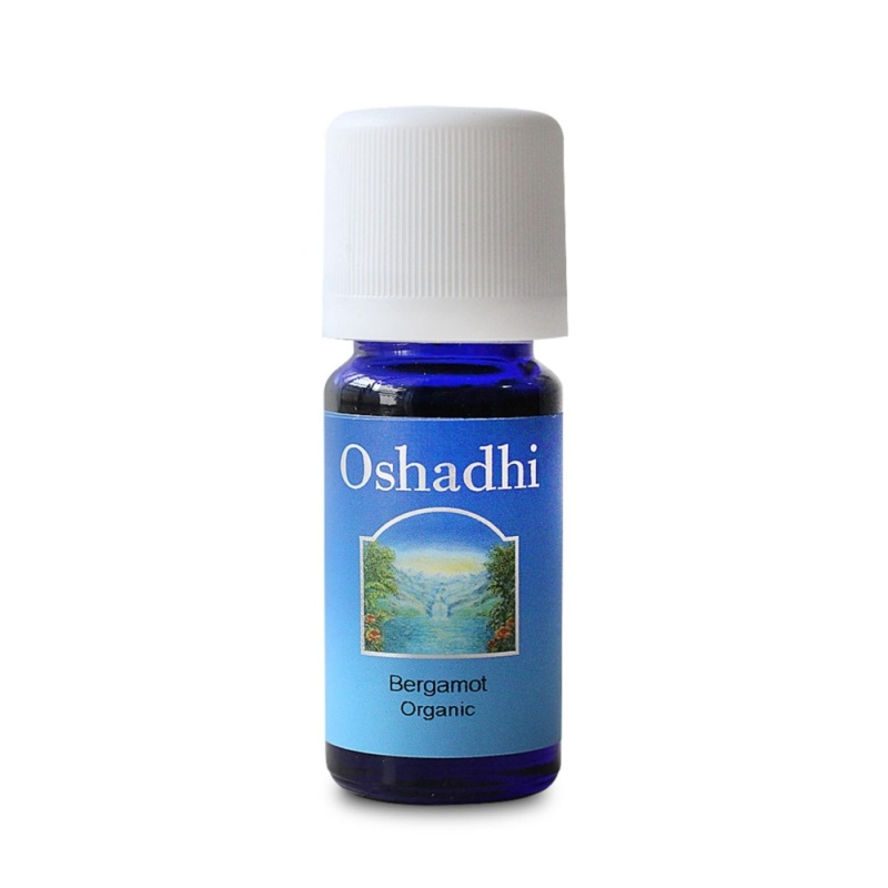 Buy OSHADHI 100% Pure Quality Organic Bergamot Therapeutic Essential Oil Singapore