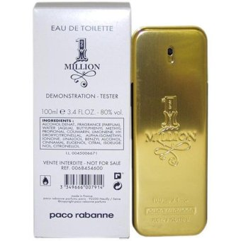 Paco Rabanne One Million EDT 100ml [Tester Pack]