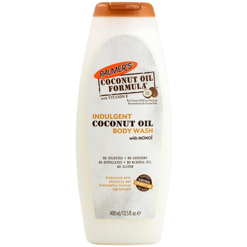 Buy Palmer's Coconut Oil Body Wash with Monoi (400ml) 2 for $17.80 Singapore