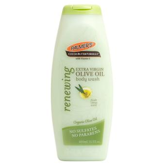 Harga Palmer's Extra Virgin Olive Oil Body Wash (400ml) 2 for $17.80