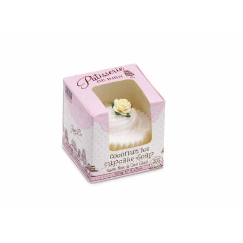 Buy Patisserie de Bain Coconut Cupcake Soap Singapore