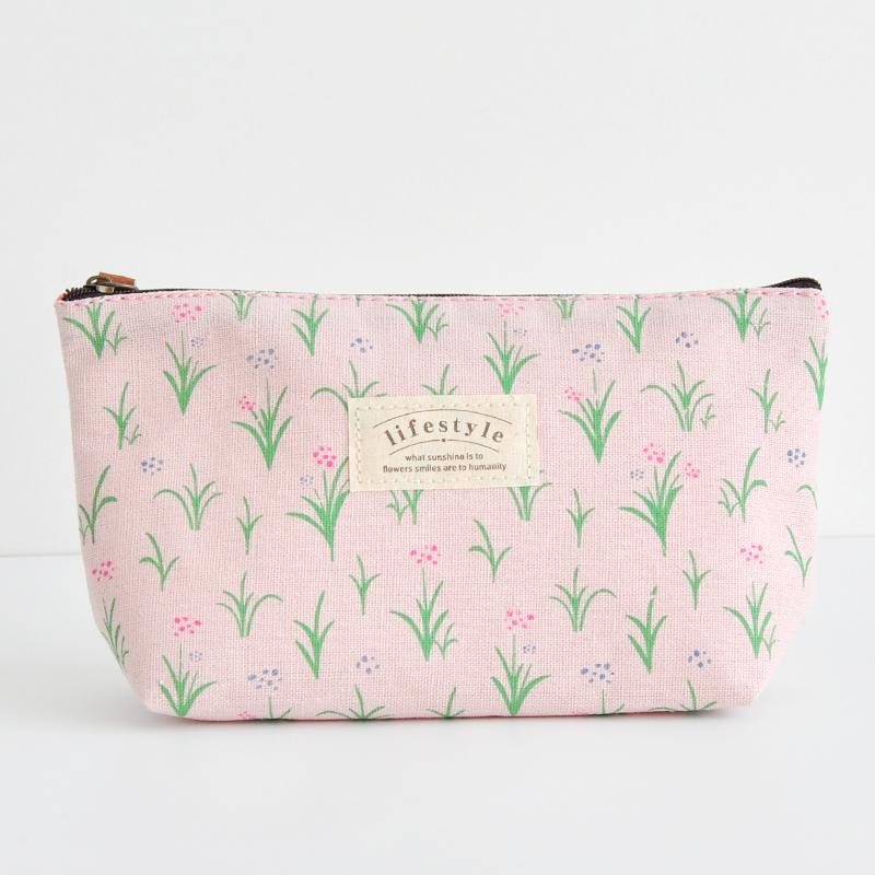 Buy Pattern portable small storage bag makeup bag Singapore