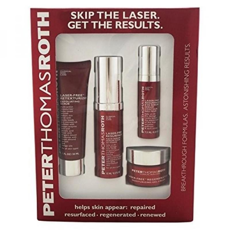 Buy Peter Thomas Roth Laser Free Skin Resurfacing Kit - intl Singapore