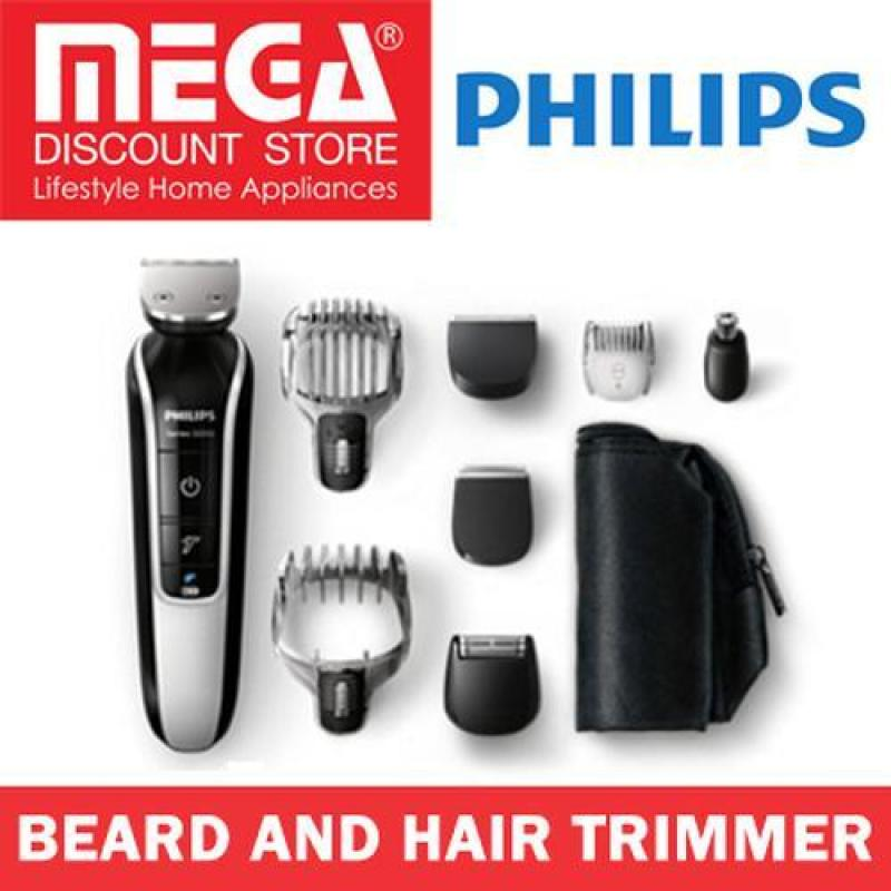 Buy Philips 8 In 1 Beard And Hair Trimmer Qg3371 Singapore