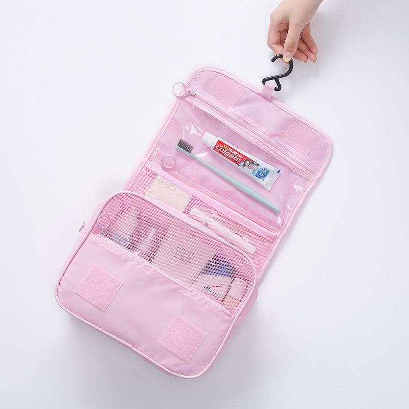 Buy Portable waterproof cream storage bag washed bag Singapore