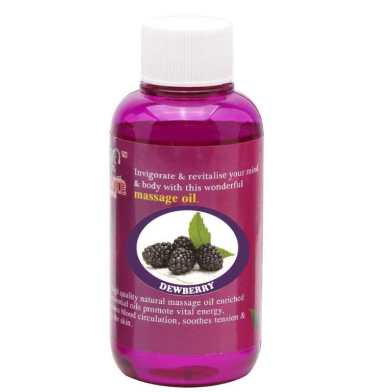 Buy Pure™ Massage Oil 120ml (Dewberry) Singapore