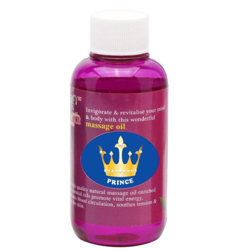 Buy Pure™ Massage Oil 120ml (Prince) Singapore