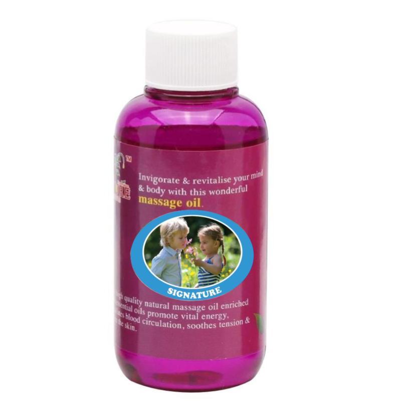 Buy Pure™ Massage Oil 120ml (Signature) Singapore