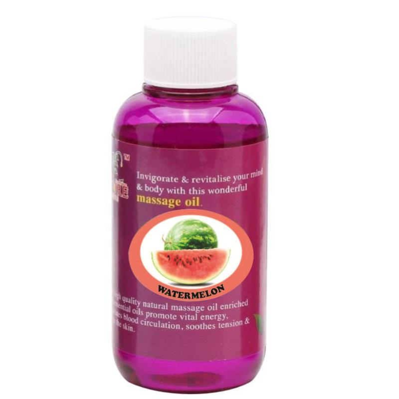 Buy Pure™ Massage Oil 120ml (Watermelon) Singapore