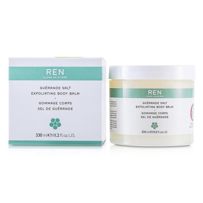 Buy Ren Guerande Salt Exfoliating Body Balm 330ml/11.2oz. Singapore