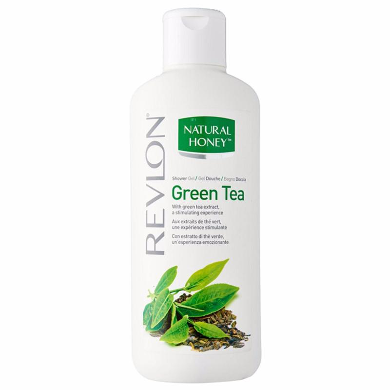 Buy Revlon Natural Honey™ Green Tea Shower Gel Singapore