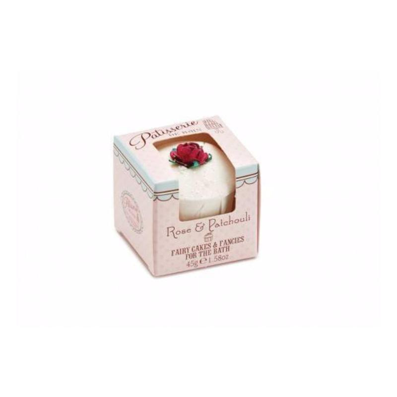 Buy Rose & Patchouli Bath Fancies (1 Piece) Singapore
