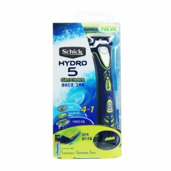 Schick HYDRO5 Groomer 4 in 1 Trimmer / GENUINE - intl