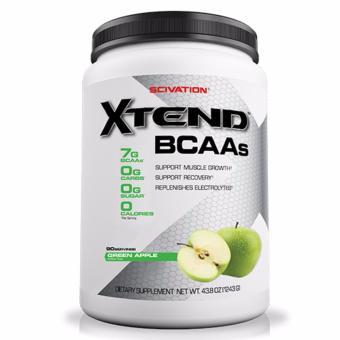 Scivation Xtend BCAA (90s) - Green Apple