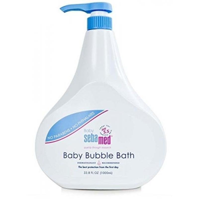 Buy Sebamed Baby Bubble Bath, 33.8 Fluid Ounce - intl Singapore