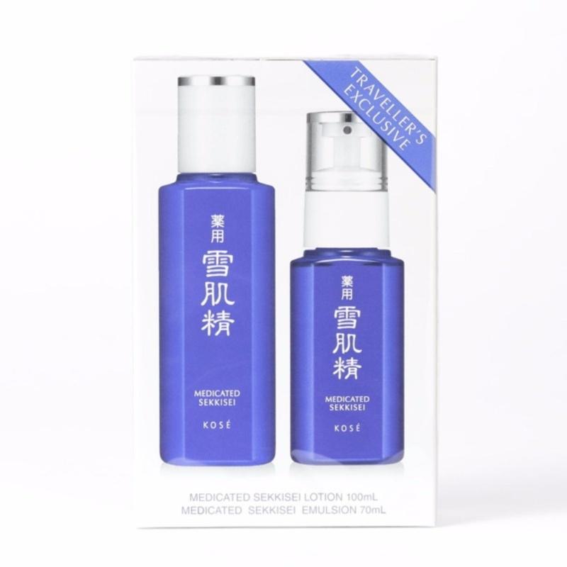 Buy Sekkisei Lotion and Emulsion Set (200ml+140ml) Singapore
