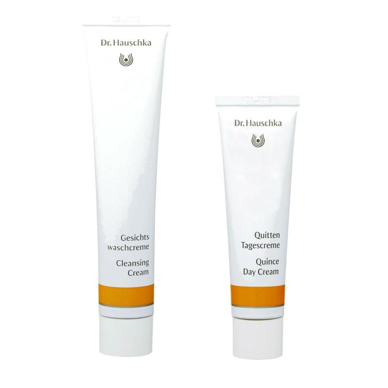 Buy SET OF Dr. Hauschka Quince Day Cream 30ml/1oz + Dr. Hauschka Cleansing Cream 50ml/1.7oz - intl Singapore