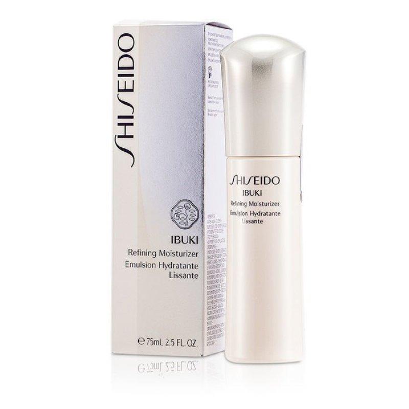 Buy Shiseido IBUKI Refining Moisturizer 75ml - intl Singapore