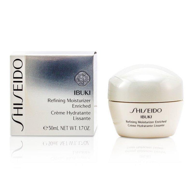 Buy Shiseido IBUKI Refining Moisturizer Enriched 50ml - intl Singapore