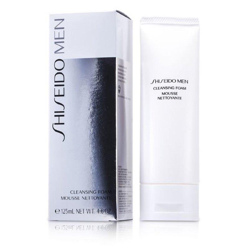 Buy Shiseido Men Cleansing Foam 125ml/4.2oz Singapore
