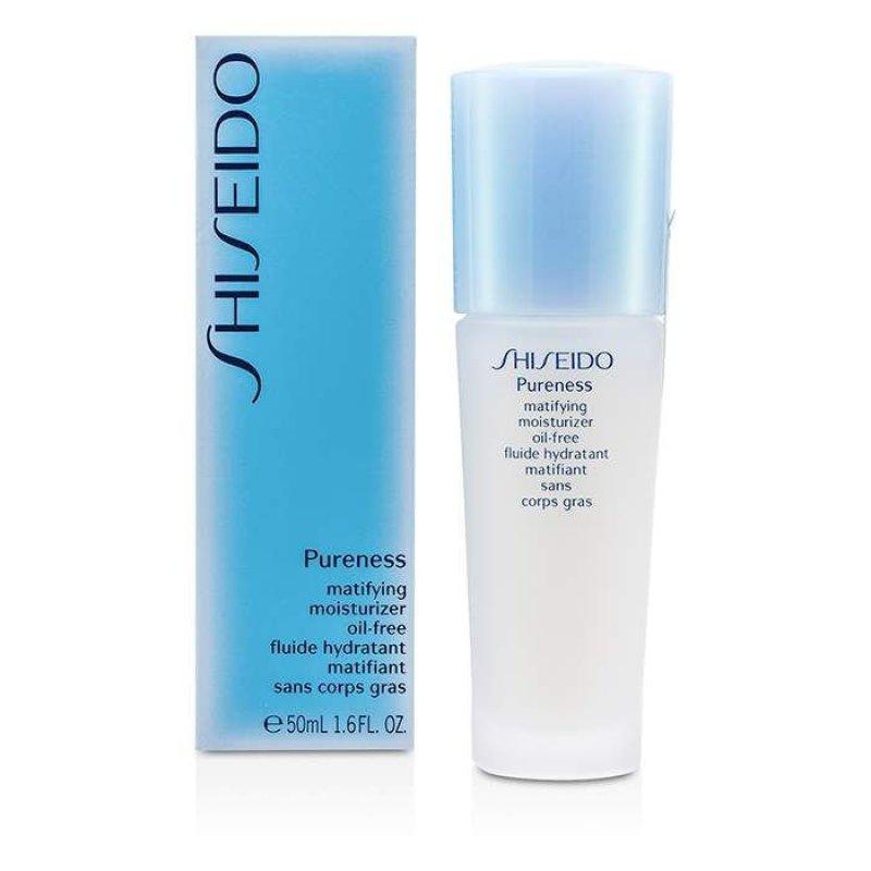 Buy Shiseido Pureness Matifying Moisturizer Oil-Free 50ml/1.7oz Singapore