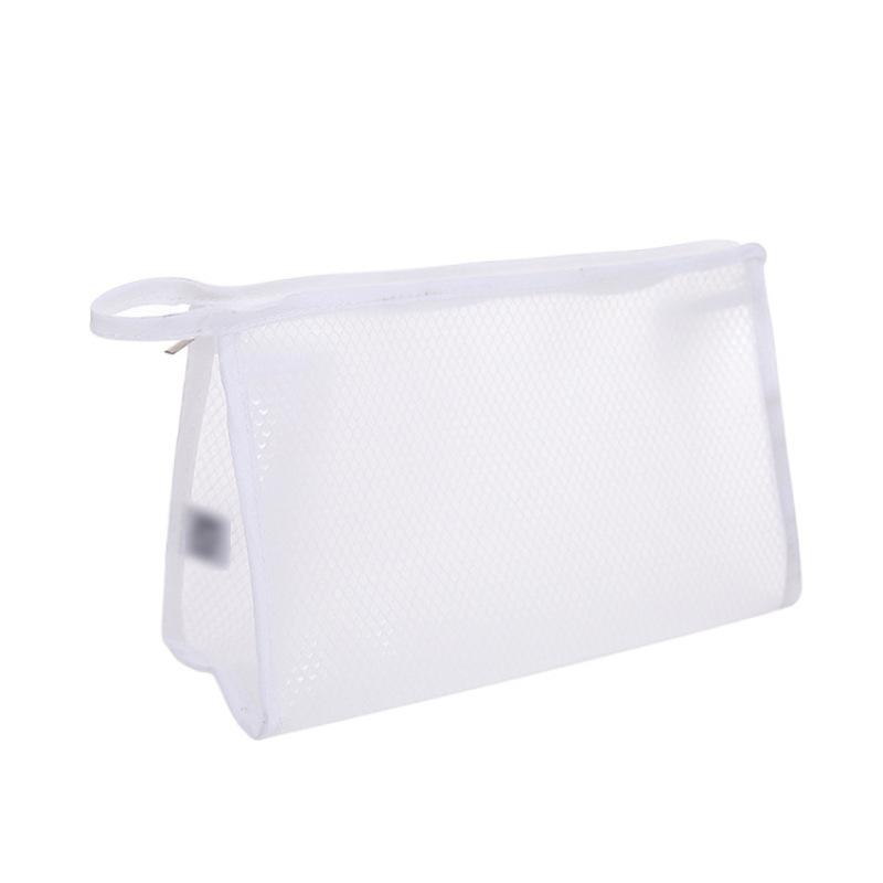Buy Simple transparent portable storage bag washed bag Singapore