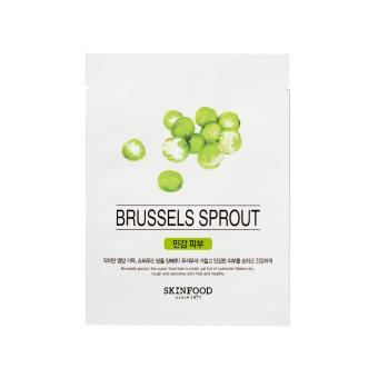 Harga Skinfood Beauty in a Food Mask Sheet, Brussels Sprout 20ml