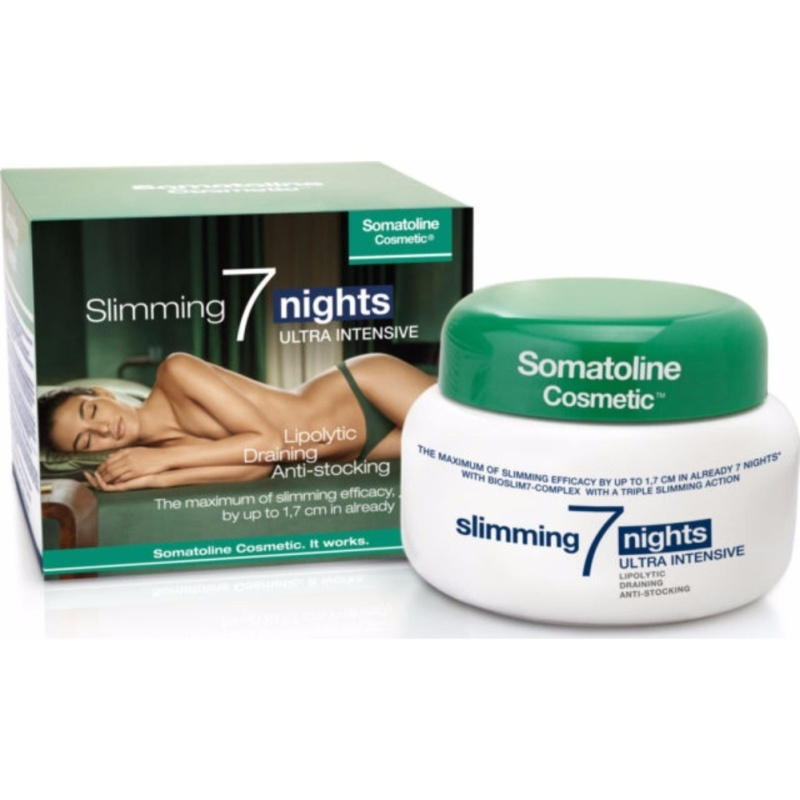 Buy Somatoline 7 Nights Intensive Slimming Treatment 400ml Singapore