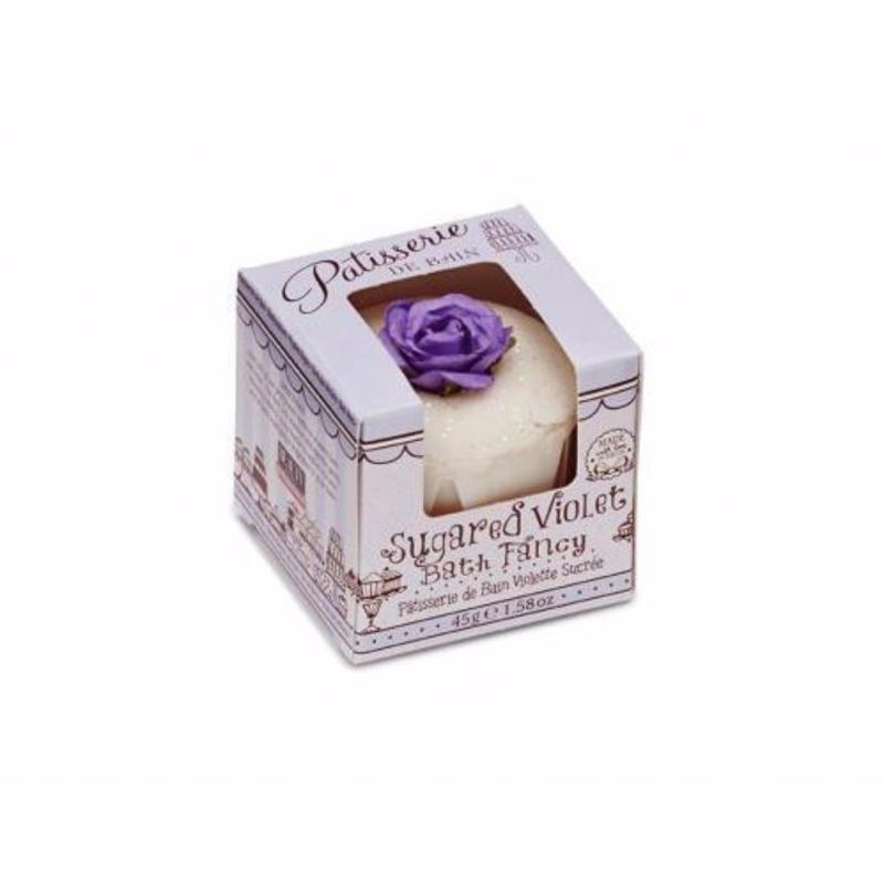 Buy Sugared Violet Bath Fancies (1 Piece) Singapore