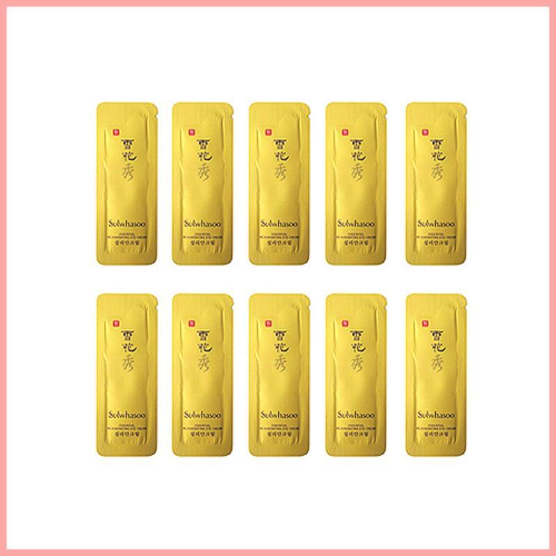Buy Sulwhasoo Essential Rejuvenating Eye Cream Sample 20ea(20g)/TTBeauty/Korea Cosmetics Singapore