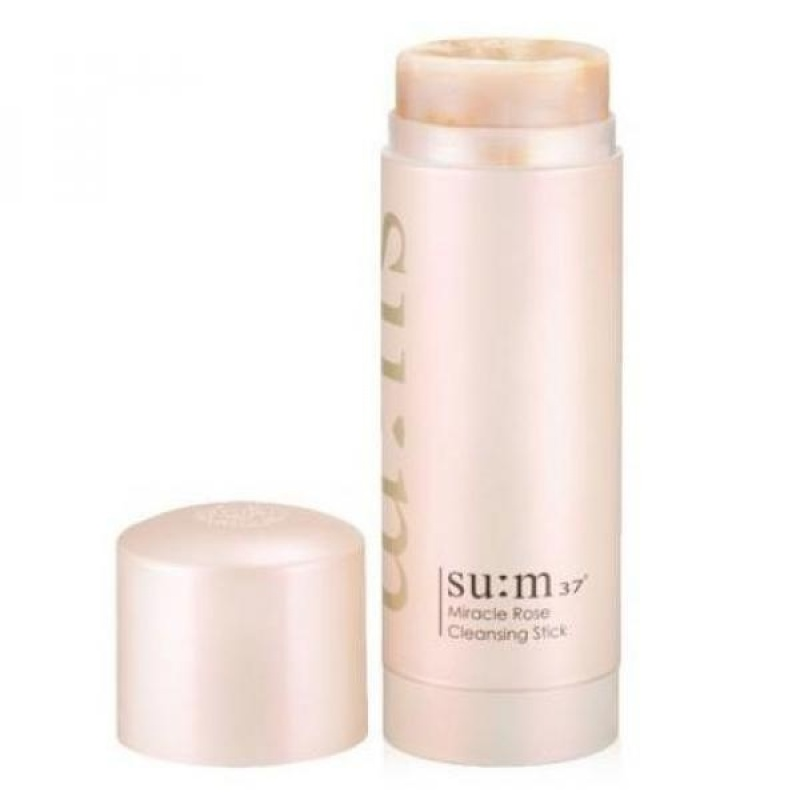 Buy Su:m 37 Miracle Rose Cleanser in Stick Type, 80g - intl Singapore
