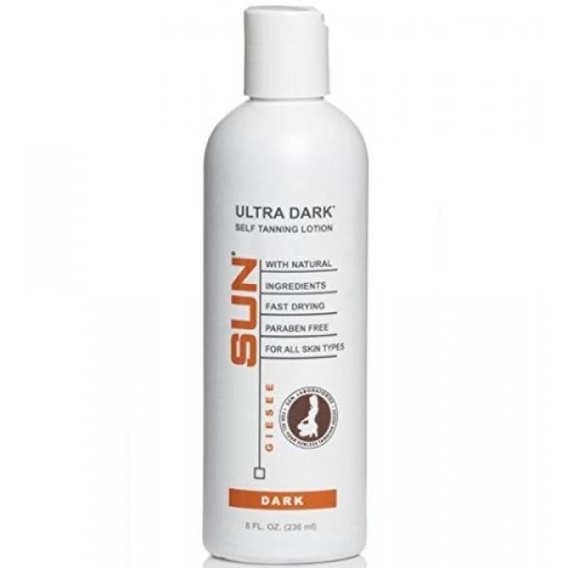 Buy Sun Self Tanning Lotion in Dark 8 fl oz / 236 ml - intl Singapore