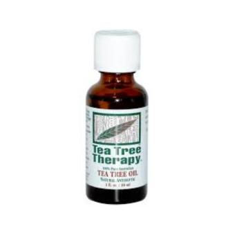 Tea Tree Therapy Pure Tea Tree Oil, 1oz/30ml - Buy 1 Get 1 Free