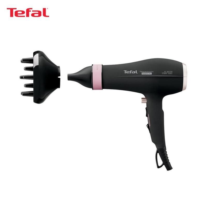 Buy Tefal Respectissim Instant Dry Hair Dryer HV6080 Singapore