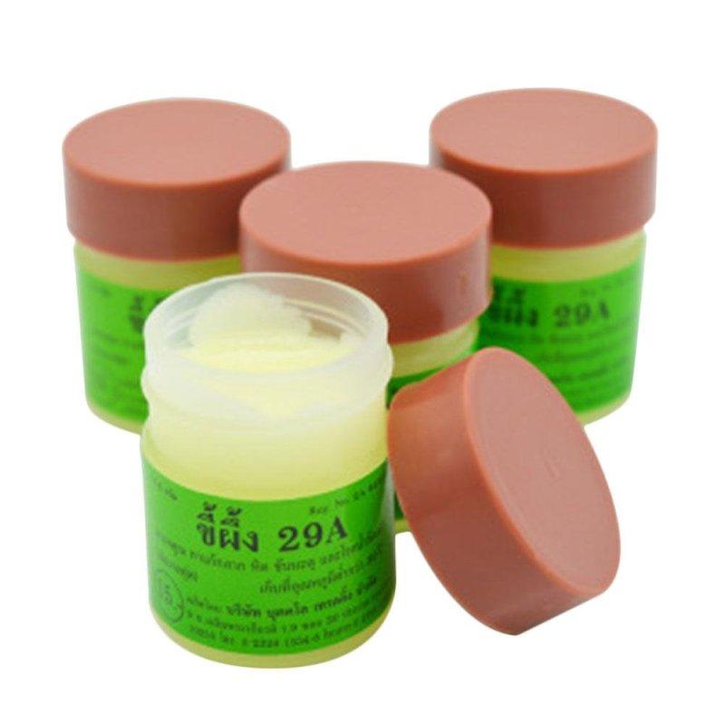 Buy Thai Natural Herbal Medicine Ringworm Ointment Tinea Psoriasis Cream Balm - intl Singapore