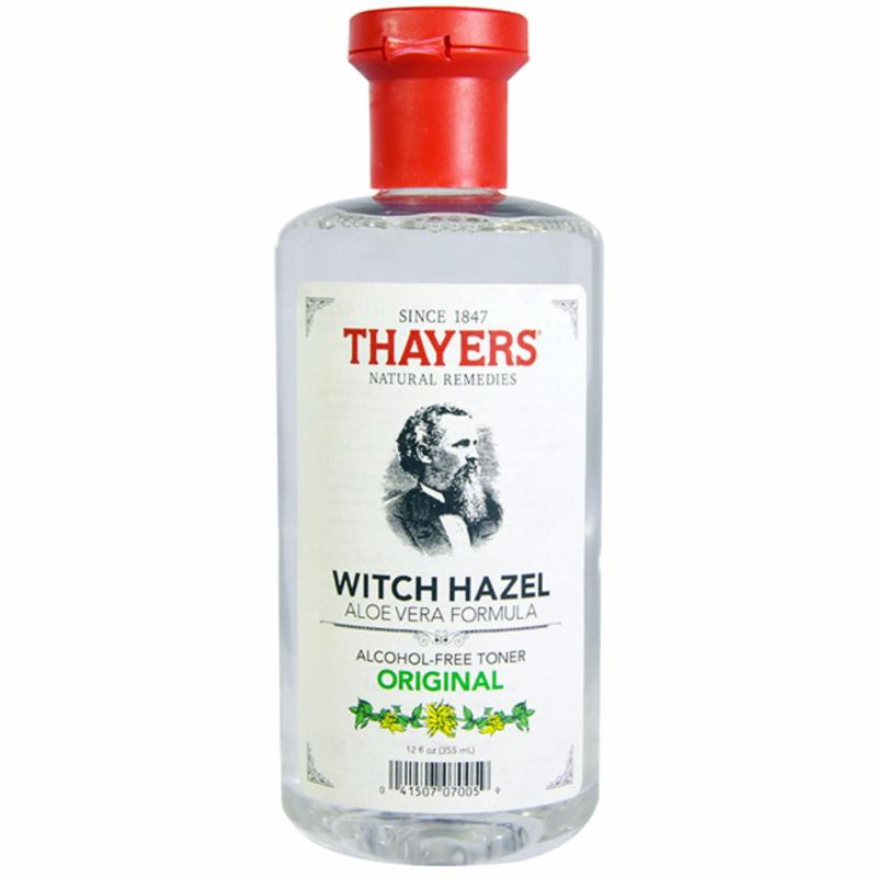 Buy Thayers, Witch Hazel, Aloe Vera Formula, Original, Alcohol-Free Toner Singapore