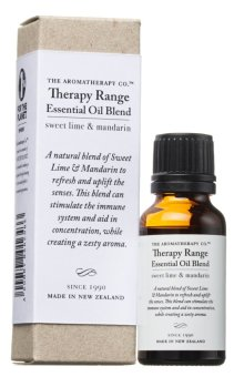Harga The Aromatherapy Co. Essential Oil Blend 20ml - Sweet Lime &Mandarin