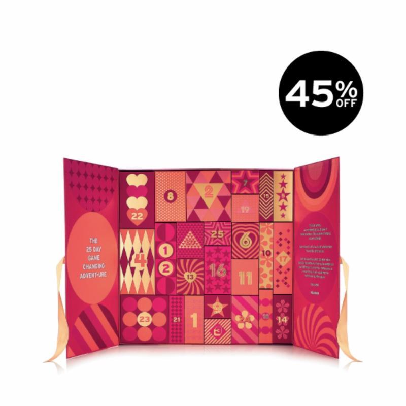 Buy The Body Shop 25 Days Ultimate Advent Calendar Singapore