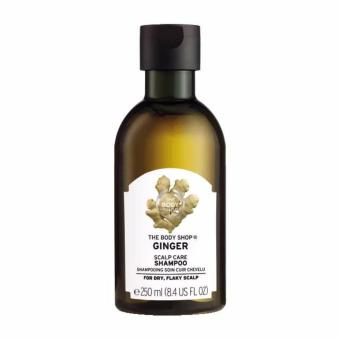 The Body Shop Ginger Anti-Dandruff Shampoo (250ML)