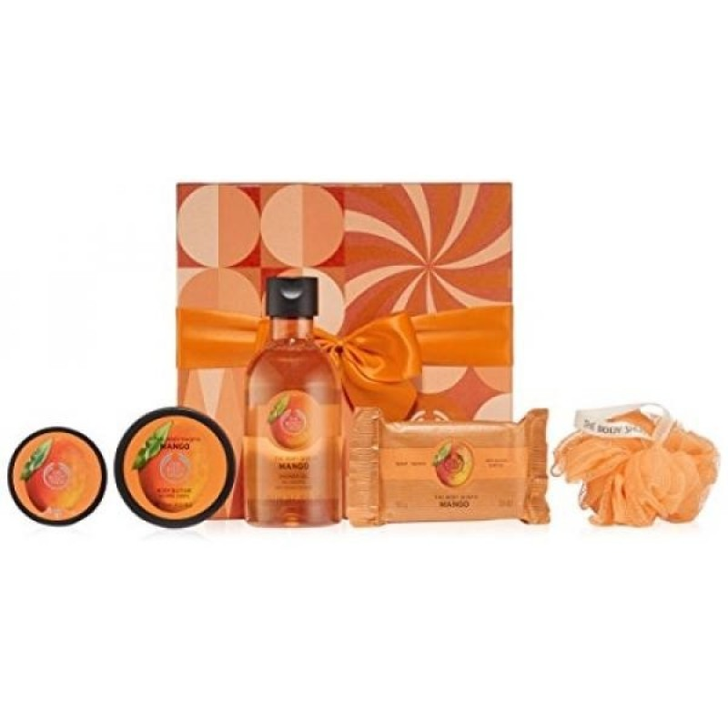 Buy The Body Shop Mango Festive Picks Small Gift Set - intl Singapore